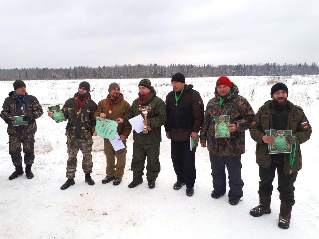 Охотничий биатлон среди коллективов ЦС ВОО-ОСОО