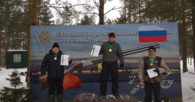 Традиционные соревнования в «Невском»
