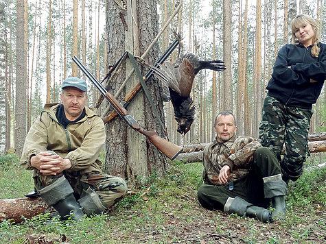Антиохотничье движение: охотникам нужно объединяться
