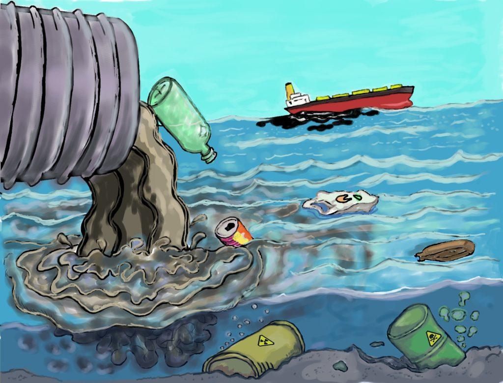 Губит людей не вода, губит людей пластик!