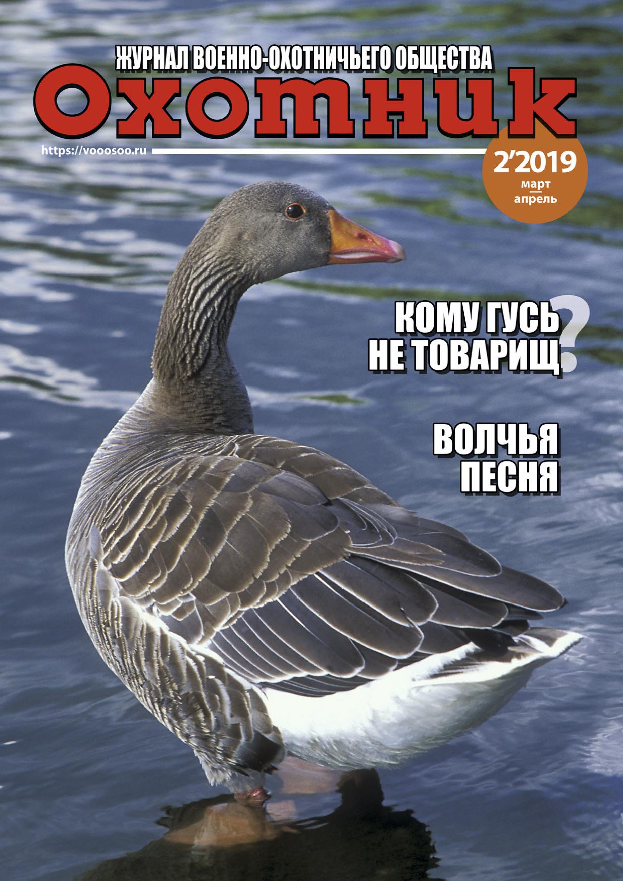 Выпуск № 2'19 (март — апрель)