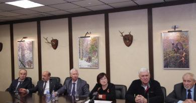 Встреча в РОРСе