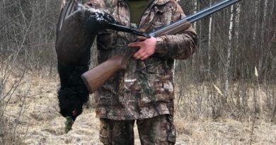 В Гагаринском – на весенней охоте