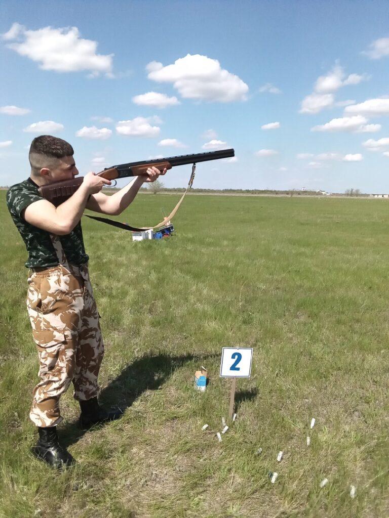 Стендовая стрельба в Безенчукском ВОО