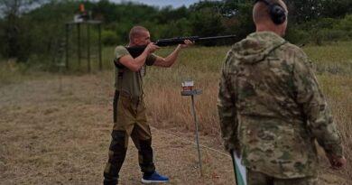 В «Донском» состоялись соревнования по стендовой стрельбе